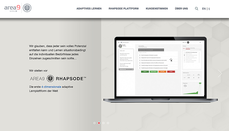 Foto: Website Rhapsode